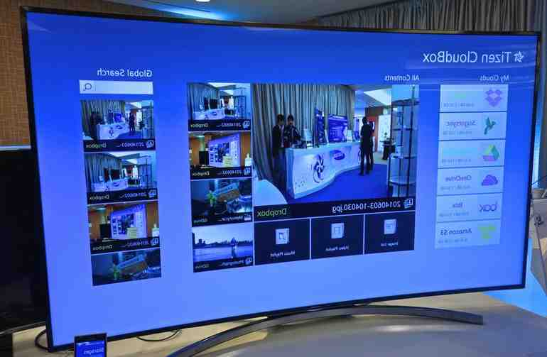 Comment savoir si ma TV Samsung est Tizen ?