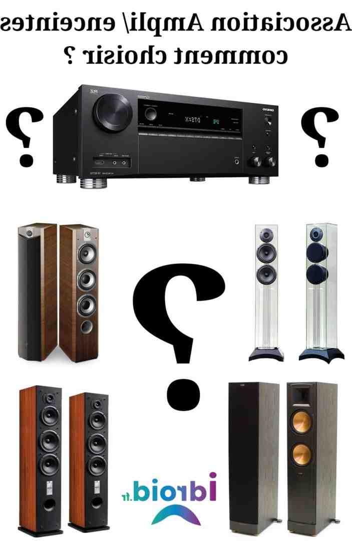 Quel ampli Atmos choisir ?