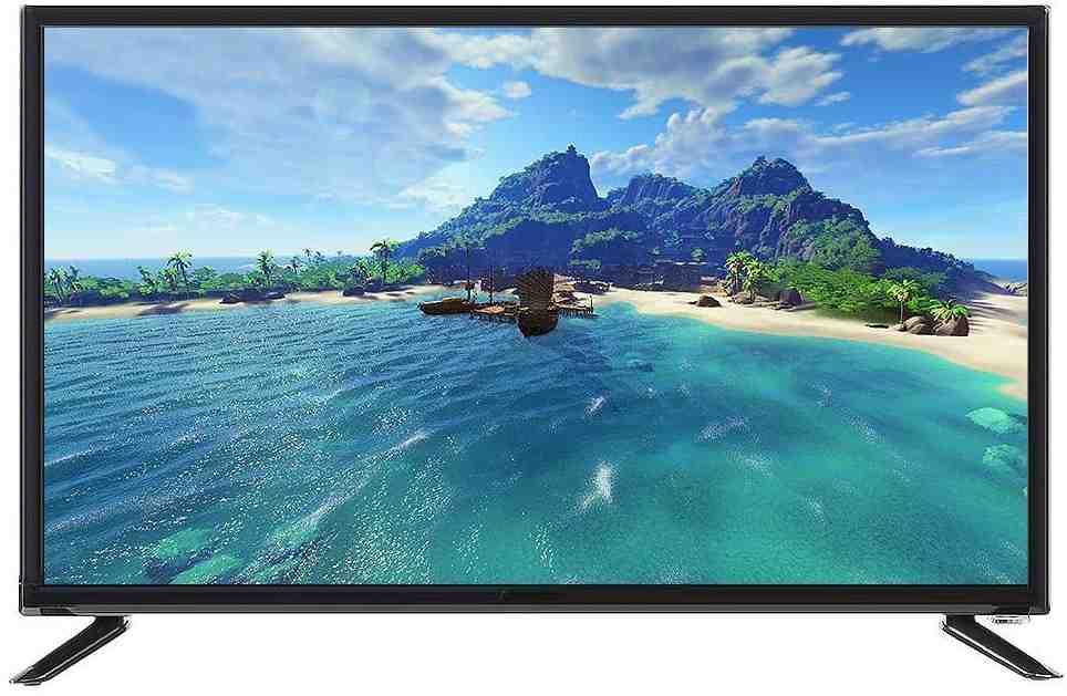 Quelles sont les dimensions d'une télé 32 pouces ?