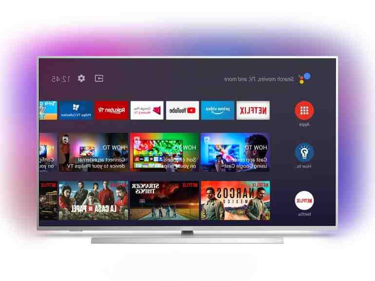 Quel est l'intérêt d'une TV connectée ?